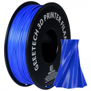3D Printer supplies Filament RepRap PLA 1kg/roll Blue