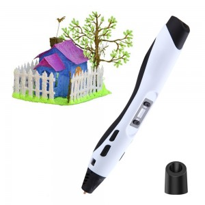 3D Pen DIY Drawing 3d printing pen for Kids Christmas Birthday