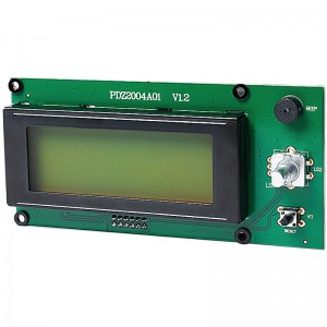 LCD2004 Screen Display For A10 Pro/M/T with V4.1B board Version