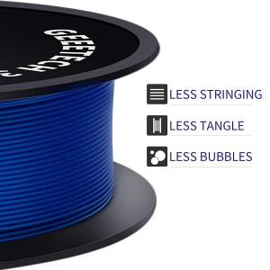 Geeetech PETG Blue 1.75mm 1kg/roll