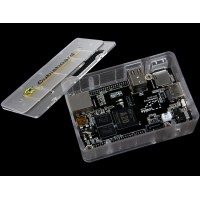 transparent case for Cubieboard 1/2