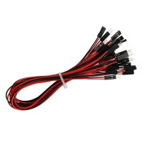 16pcs 2pin M/F Jumper Wires