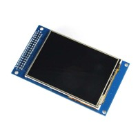 "TFT 3.2"" With SD Touch Module (Arduino Compatible)"