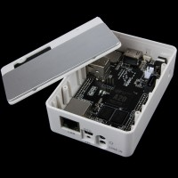 black&white case for cubieboard 1/2