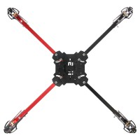 XZN KK MK X525 V3 QuadCopter Folding Frame Friber Glass MultiCop