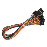 6pcs 6pin F/F Jumper Wires