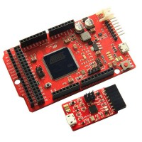 Iduino DUE Pro Board with DUE Pro USB/Serial Adapter