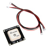XZN CRIUS LEA-GPS & MAG performance GPS Module for APM 2.52