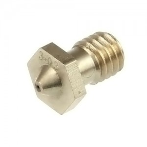 Spare M6 nozzle for all metalj-head hotend