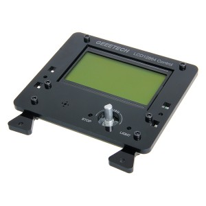 Acrylic frame kit tailored to LCD 12864 controller