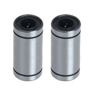 2pcs LM8LUU Linear bearings