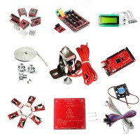Kits-RAMPS1.4+Iduino Mega R3+A4988+Smart Controller+Heatbed+Hote
