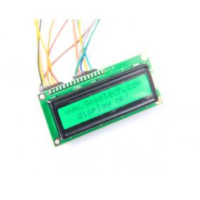 LCD1602 Green Display