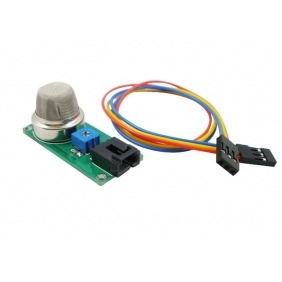 LPG  Gas Sensor Module M-Q6 + 3pin Cable