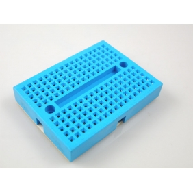 Breadboard Mini Self-Adhesive Blue