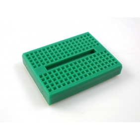 Self-Adhesive  Mini Breadboard Green