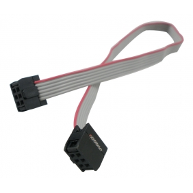 2x3 Pin IDC Ribbon Cable