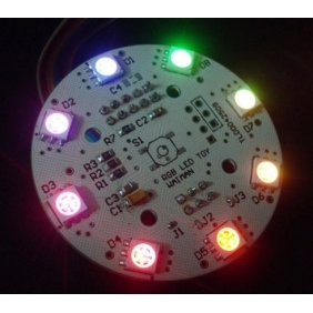 Cyclic RGB LED Toy (SCM Compatible)