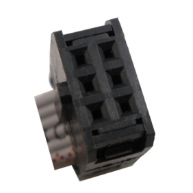 2x3 Pin IDC Ribbon Connector