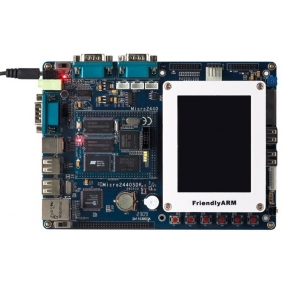 256M Micro2440 with 3.5 inch TFT LCD  SDK