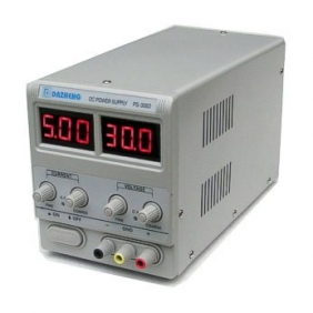 Lab PS305D Variable 30V 5A DC Power Supply