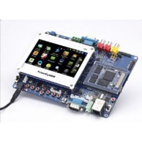 "256M Tiny210 SDK-2 ARM11 Board + 5"" TFT LCD"