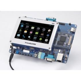 "256M Tiny210 SDK-1 ARM11 Board + 5"" TFT LCD"