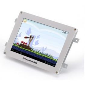 "Mini210S+8.0""LCD+ Resistive touch screen"