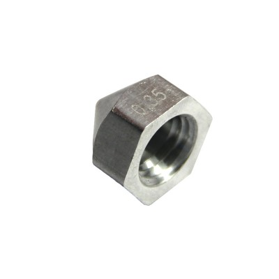 Nozzle for 3D printer hotend extrudere 0.35mm, M10,Aluminum 6063