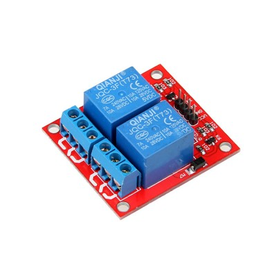 2-Channel Relay module
