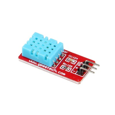 DHT11 Temperature and R Humidity breakout