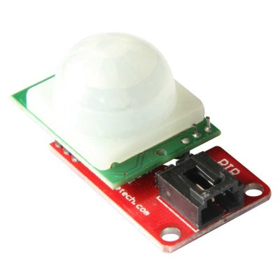 PIR Body Movement Sensor Module