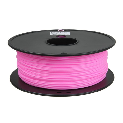 3D Printer supplies Filament RepRap ABS 1kg/roll Pink