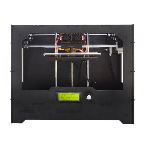 Geeetech wood Duplicator 5 DIY dual extruder 3D Printer ...