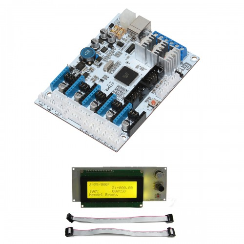 Open source GT2560 A+ & LCD 2004 Display Combo Kit