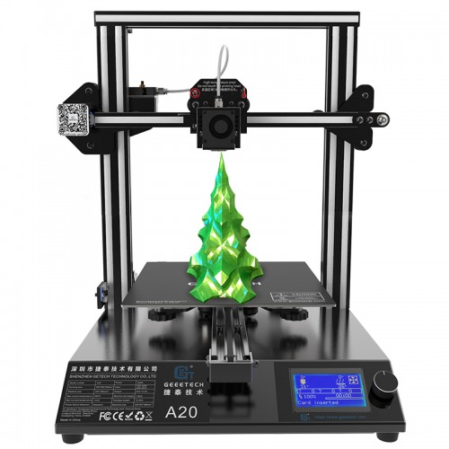 Geeetech A20 3D Printer new upgraded mother board /LCD /Frame