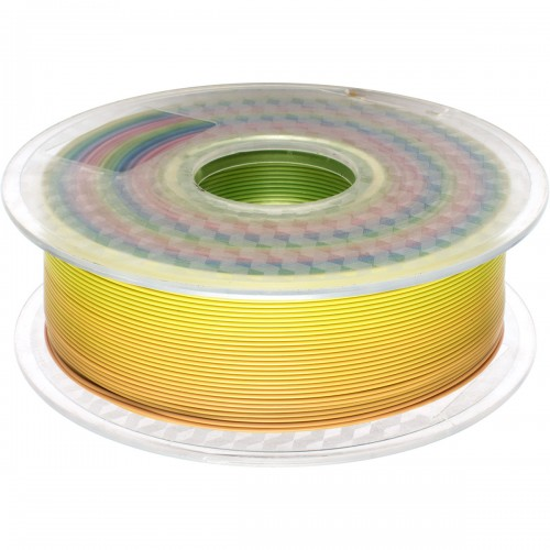 3D Printer supplies 1.75mm Filament PLA 1kg/roll Gradient