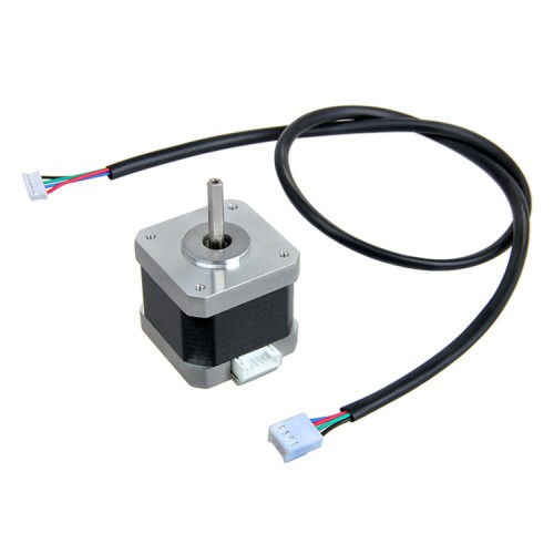 Nema17 Stepper motor with Skidproof Shafts,4-Lead,1.8 degree