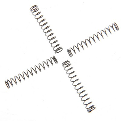 4pcs Springs on Heat bed for 3D Printer
