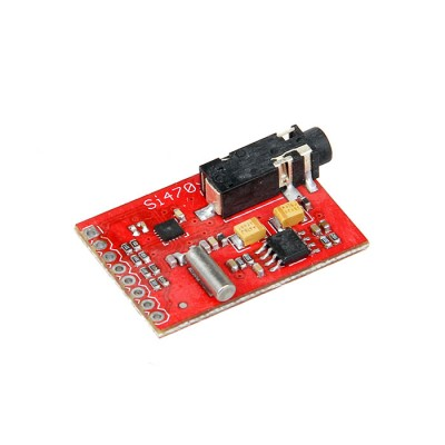 Silicon Laboratories Si4703 FM Tuner Evaluation Board