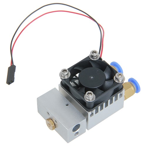 2-in-1out hotend