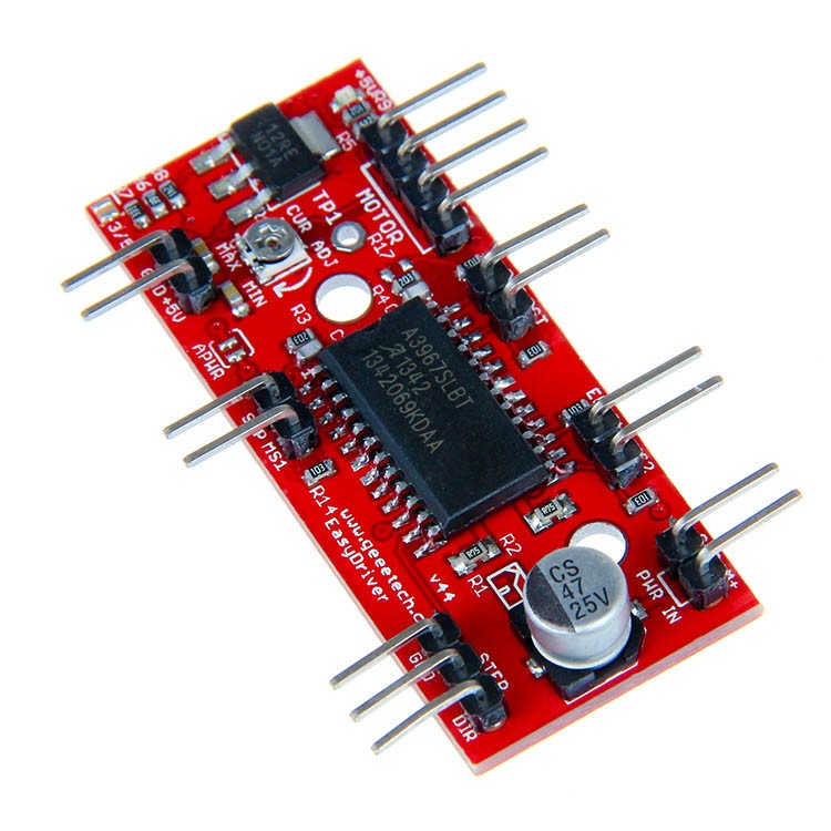 Stepper Motor Easydriver Shield Drive Driver Board 700