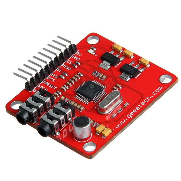 Buy Breakout Board for VS1011E-L MP3 Online