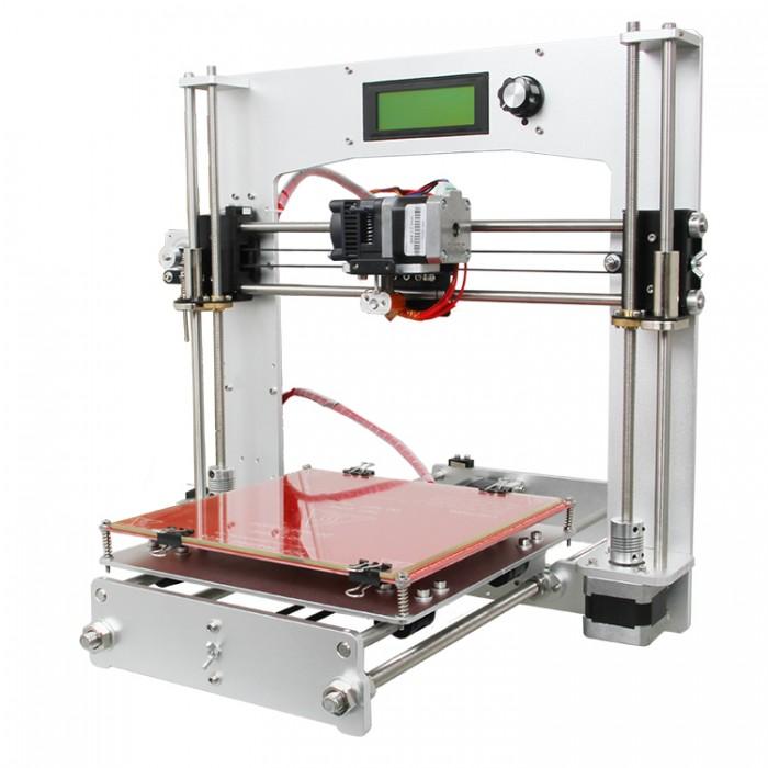 Geeetech Aluminum Prusa I3 3D Printer kit [800-001-0370] - $269.00 : geeetech 3d printers ...
