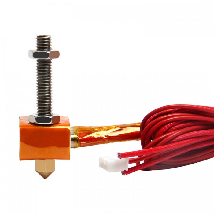 Geeetech RepRap Hotend for ABS PLA Prusa Mendel Delta Rostock extruder