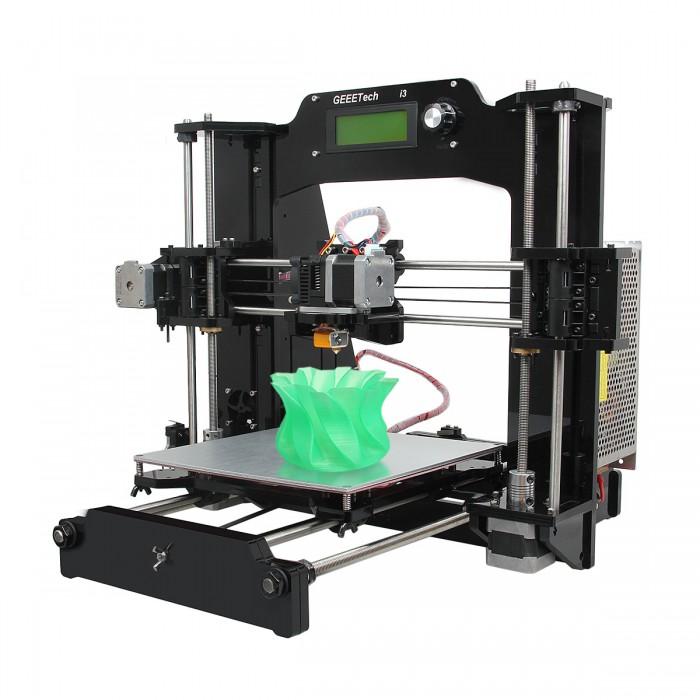 Geeetech Prusa I3 X diy 3D printer [800-001-0355] - $369 00