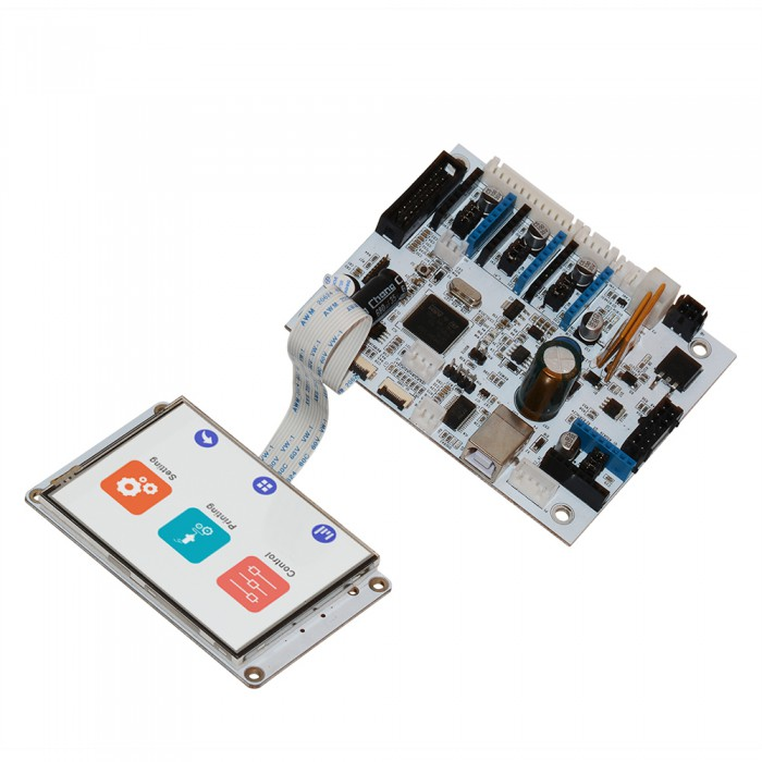 Open source GTM32 MINI control board and Touch Screen [800