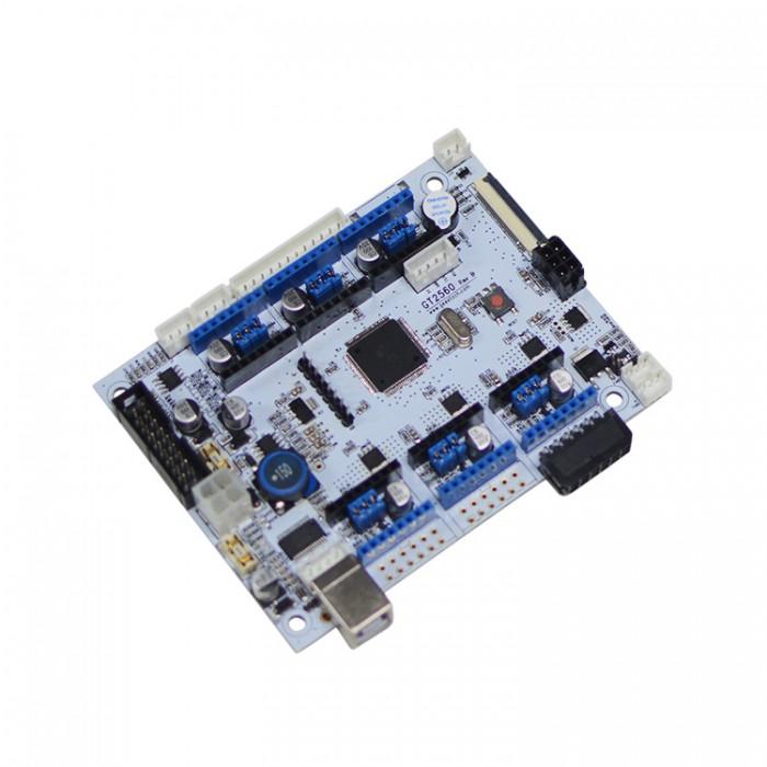 DERUC Geeetech 3D-Drucker GT2560/_V4.1B Steuerplatine mit TMC 2208-Treibern 32-Bit Silent Motherboard f/ür A10 3D Drucker