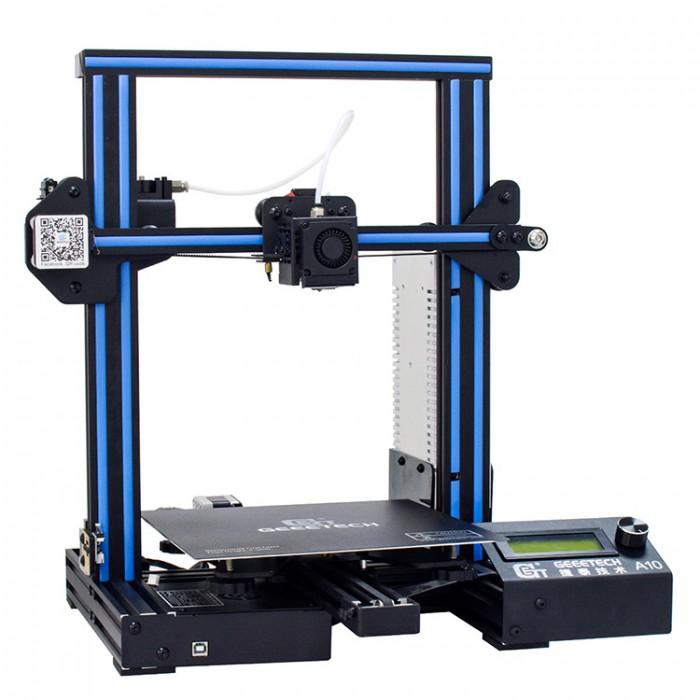Geeetech A10 open source big building volume 3D printer [800