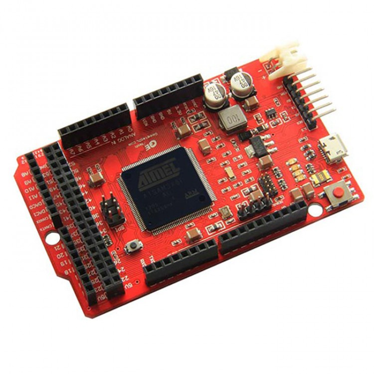 Iduino DUE Pro Board completely compatible with Arduino DUE [700-001